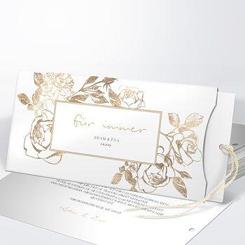 Hochzeitseinladung - Rosenstolz
