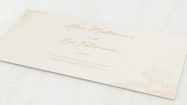 Hochzeitseinladung - Anmut