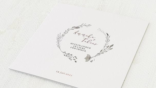 Hochzeitseinladung - Weg zum Anfang