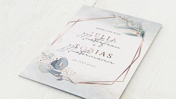 Hochzeitseinladung - Love tale