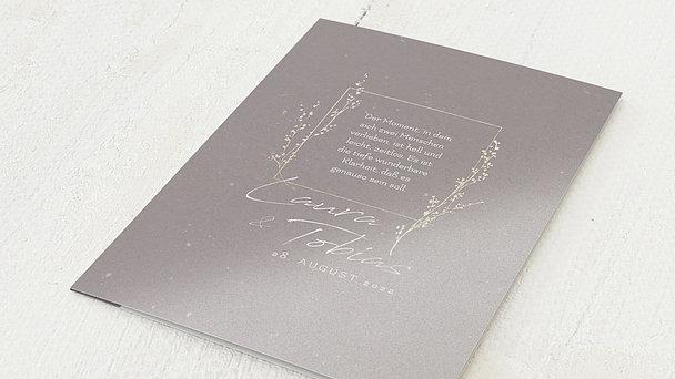 Hochzeitseinladung - Tender whisper