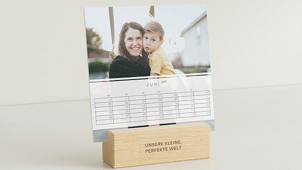 Fotokalender - Wundervolle Monate Tischkalender