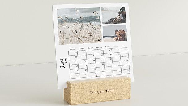 Fotokalender - Erfüllendes Jahr Tischkalender