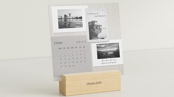 Fotokalender - Erleben Tischkalender