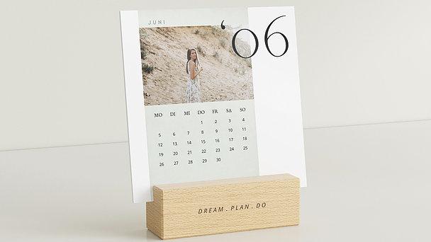Fotokalender - Happy year Tischkalender