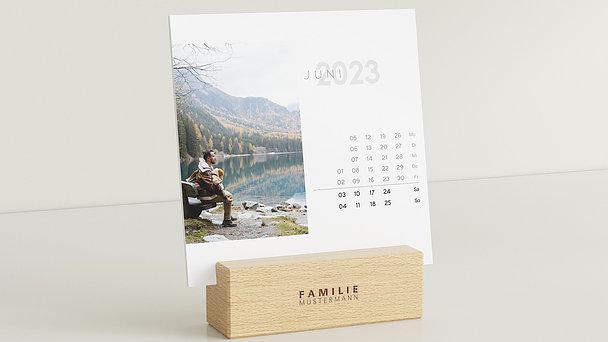 Fotokalender - Allezeit Tischkalender