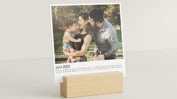 Fotokalender - Klassisch Tischkalender