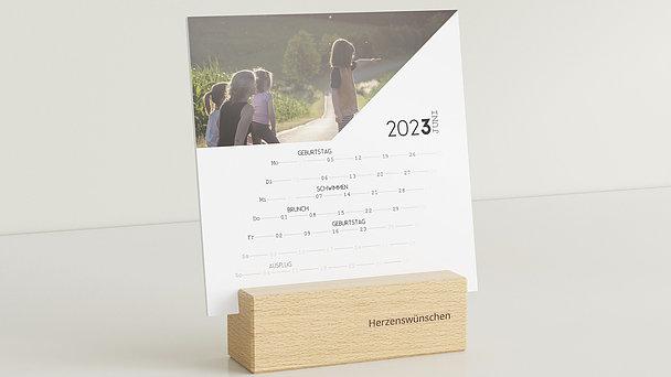 Fotokalender - Millennium Tischkalender