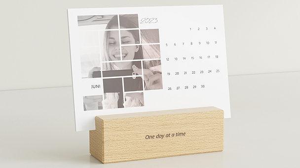 Fotokalender - Fernblick Tischkalender