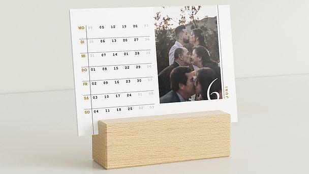 Fotokalender - Große Momente Tischkalender
