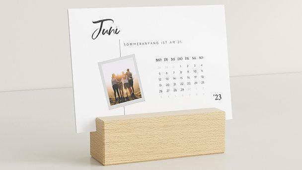 Fotokalender - Fotoshow Tischkalender