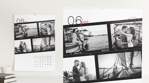 Fotokalender - Streets of love