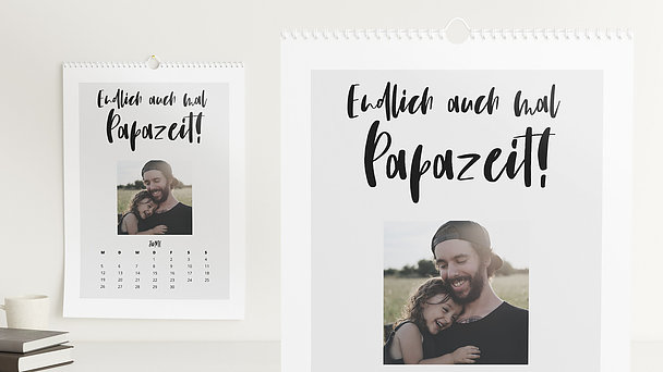 Fotokalender - Fresh start