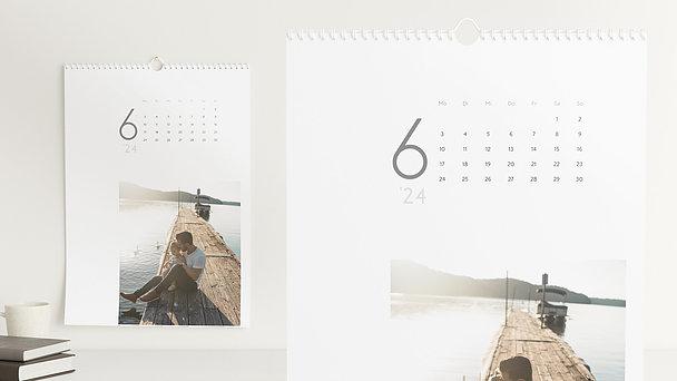 Fotokalender - Pure Momente