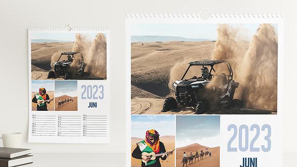 Fotokalender - Jahresweiser