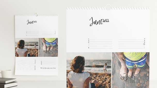 Fotokalender - Four seasons