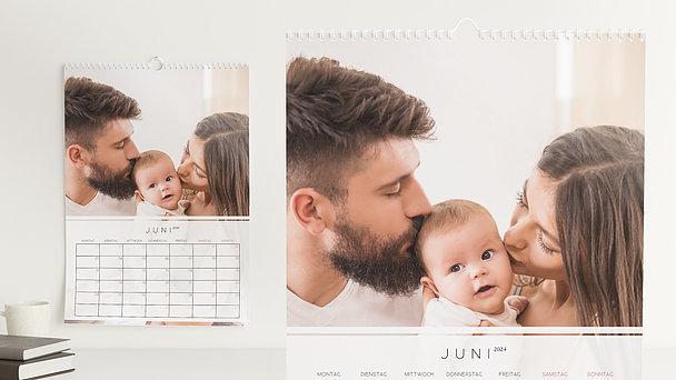 Fotokalender - Wundervolle Monate