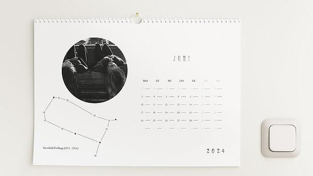 Fotokalender - Star sign