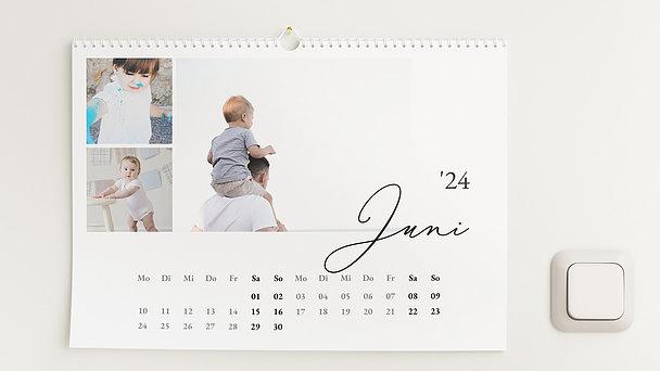 Fotokalender - Friedvolles Jahr
