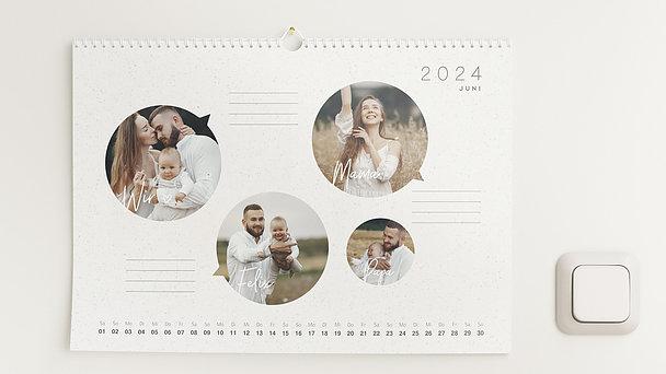 Fotokalender - Pralle Freude