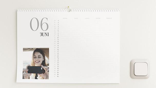 Fotokalender - Familienzeit Familienplaner