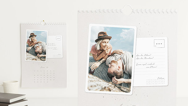 Fotokalender - Postcard for you