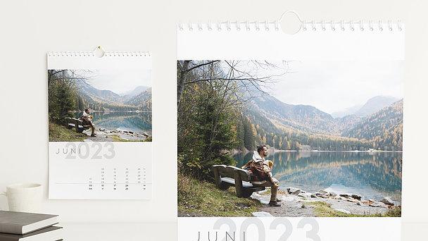 Fotokalender - Allezeit