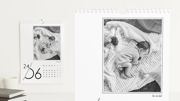 Fotokalender - Stilvolles Jahr