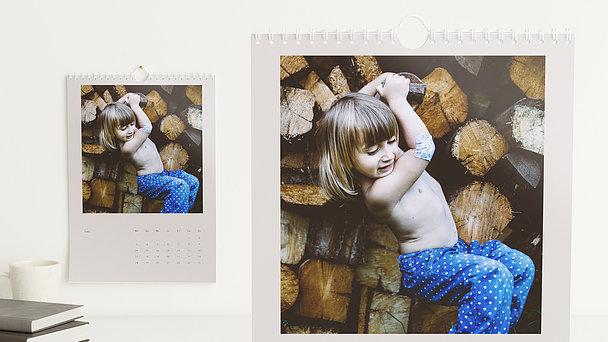 Fotokalender - Jahrgänger