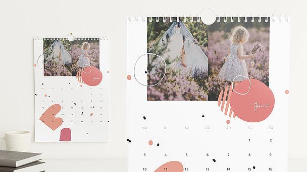Fotokalender - Buntes Jahrestreiben