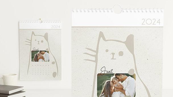 Fotokalender - Lucky kitten