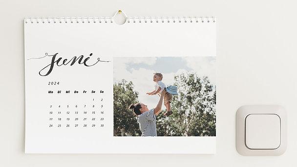Fotokalender - Bestes Jahr