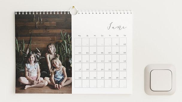 Fotokalender - Glück im Blick