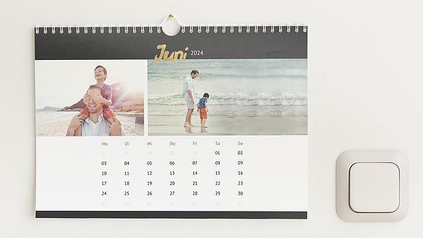 Fotokalender - Goldenes Kalendarium