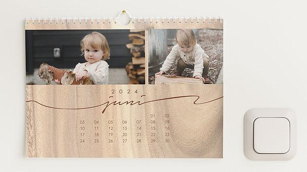 Fotokalender für 2019 mit eigenen Fotos gestalten und ...