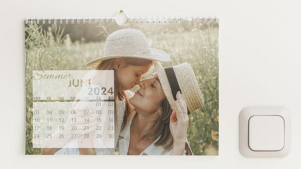 Fotokalender - Herrliche Zeiten