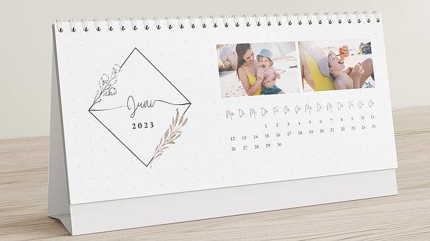 Fotokalender - Alle Jahreszeiten Tischkalender