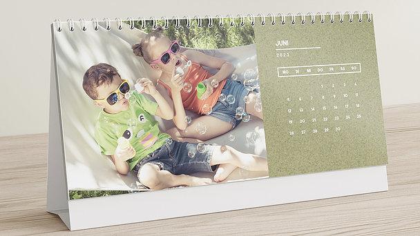 Fotokalender - Variopinto Tischkalender