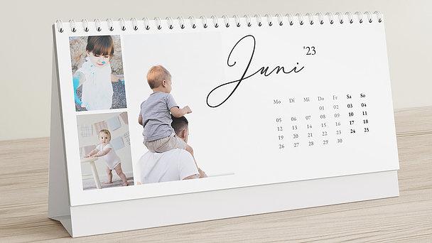 Fotokalender - Friedvolles Jahr Tischkalender