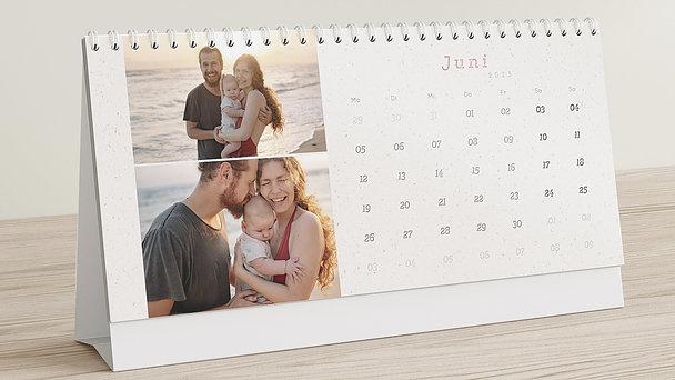 Fotokalender - Happy times Tischkalender