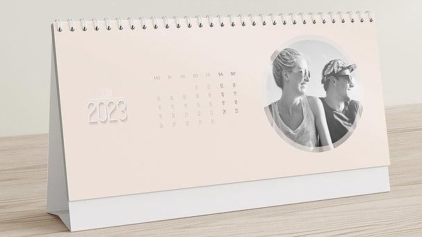 Fotokalender - Zeitreise Tischkalender
