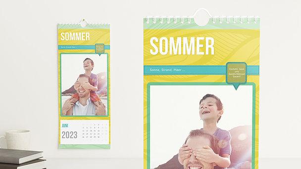 Fotokalender - Buntes Jahr