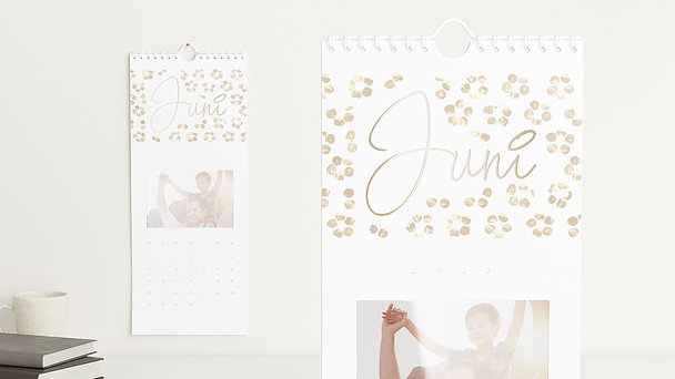 Fotokalender - Mosaikband