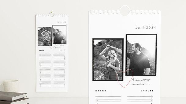 Fotokalender - Days to remember