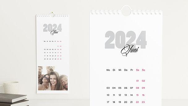 Fotokalender - Glückerfüllte Monate