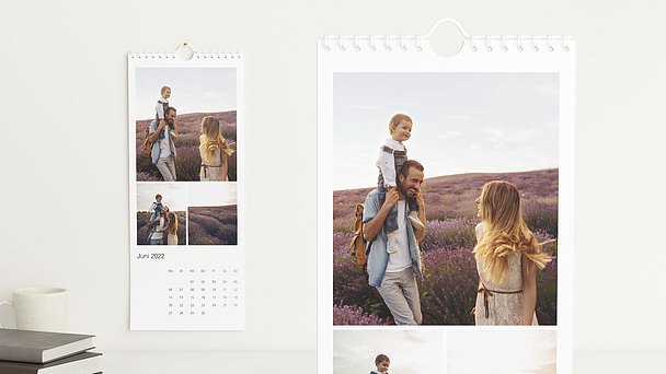 Fotokalender - Klassisch