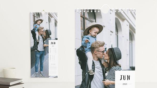 Fotokalender - Big impression