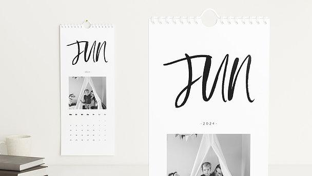 Fotokalender - Bewegtes Jahr