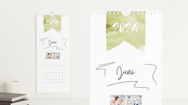 Fotokalender - Lieblingsmonate