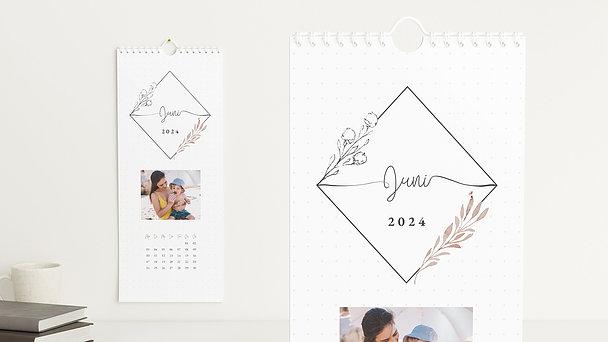 Fotokalender - Alle Jahreszeiten